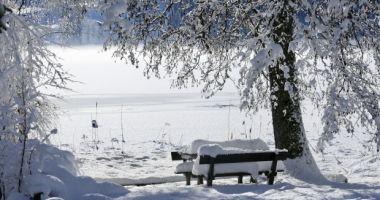 COD GALBEN de ninsoare viscolită. Iată zonele afectate