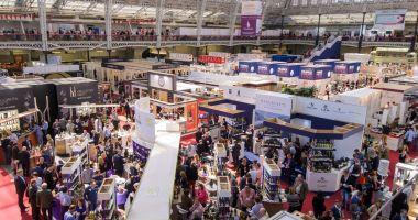 Vinurile românești sunt prezente la Târgul internațional London Wine Fair