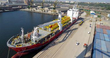 Vin vremuri grele pentru portul Constanța! Ucraina și Rusia îl concurează puternic