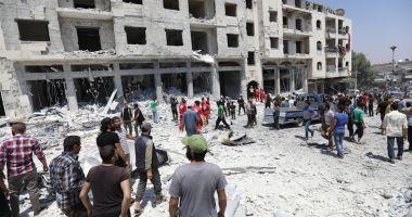 """""""Violenţele la Idlib încalcă dreptul internaţional"""""""