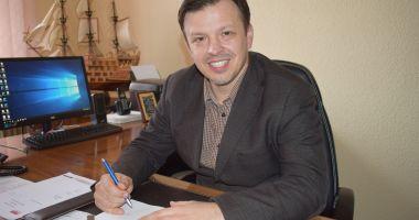 Hârșova - stațiune balneară - următorul proiect al lui Viorel Ionescu, primul primar născut-crescut în localitate