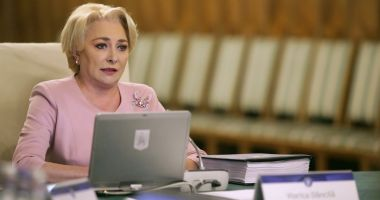 Premierul Viorica Dăncilă: Au fost multe atacuri dar, în niciun caz, nu-mi dau demisia