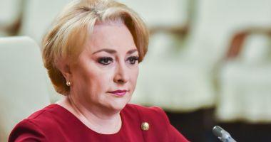 """Viorica Dăncilă: """"România va acorda pensii pentru supraviețuitorii Holocaustului"""""""