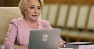 """Viorica Dăncilă: """"Pentru prezidențiale, luăm în calcul și o persoană din afara partidului"""""""