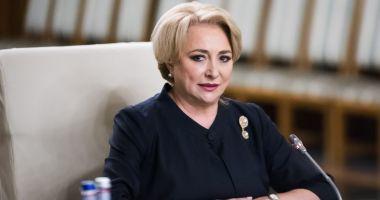 Prim-ministrul Viorica Dăncilă, întrevedere cu premierul Regatului Ţărilor de Jos