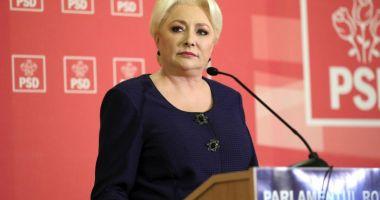 Viorica Dăncilă vine la Constanța pentru a se întâlni cu alegătorii