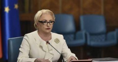 Premierul Viorica Dăncilă i-a transmis lui Iohannis noile nominalizări opentru Guvern. Declaraţii la Cotroceni de la ora 13.00