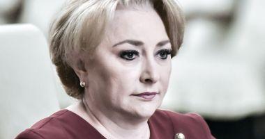 PSD o susține pe Viorica Dăncilă ca prim-ministru până la alegerile din 2020