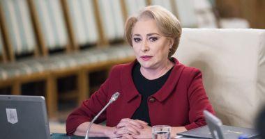 """Premierul Viorica Dăncilă: """"Guvernul și-a asumat obligațiile ce îi revin în cadrul NATO"""""""