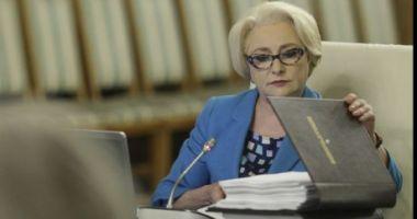 Dăncilă a anunţat rectificarea bugetară. Cine primește bani în plus