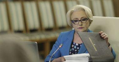 Dăncilă: Rectificarea bugetară trebuia adoptată azi. Preşedintele nu a găsit deschiderea sau poate nu a avut timp să convoace CSAT