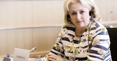 """Premierul Viorica Dăncilă: """"Legea pensiilor va fi adoptată până la sfârșitul anului"""""""