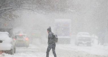 PROGNOZA METEO LUNARĂ: Ninsori abundente până în februarie în toată ţara