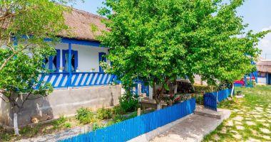 Casa de la Vişina păstrează între pereţii săi memoria satului dobrogean