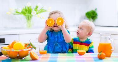 Sfatul medicului pediatru. Administrați-le copiilor vitamina D!