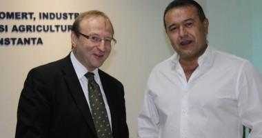 Firmele constănţene, invitate la forumul de afaceri româno - ceh