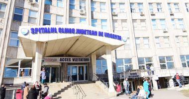 Vizitele la Spitalul Județean Constanța - sistate!