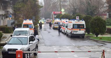 A fost interzis accesul vizitatorilor în Spitalul Județean Constanța