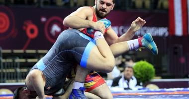 Constănţeanul  Vlad Caraş,  aproape de medalie  la Europenele U23