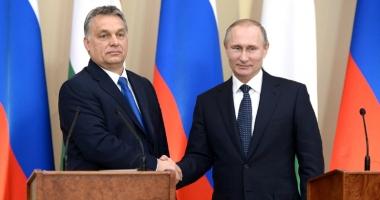 Vladimir Putin, în vizită la unul dintre aliaţii săi europeni