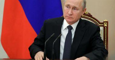 Vladimir Putin s-a pronunţat împotriva unor noi sancţiuni ruseşti împotriva Georgiei