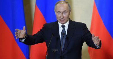 Vladimir Putin propune, la summitul G20, un moratoriu asupra sancțiunilor