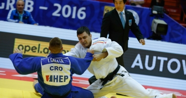 Judo: Vlad Vișan, medaliat cu bronz la turneul de la Lima