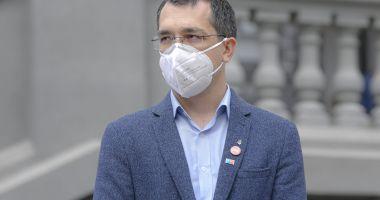 OFICIAL. Vlad Voiculescu, demis. Dan Barna, desemnat ministru interimar