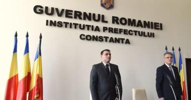 Radu Volcinschi este noul prefect al Constan�ei. Ce �i propune pentru 2014