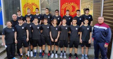 Volei / Naţionala de juniori U17, două înfrângeri în preliminariile Campionatului European