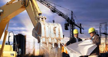 Volumul lucrărilor  de construcții e în declin