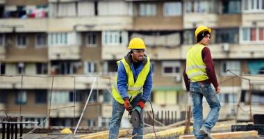 Volumul lucrărilor de construcții a scăzut dramatic în 2017