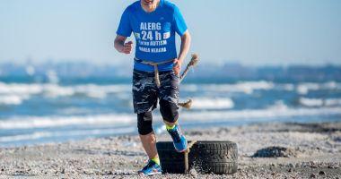 Vor alerga 24 de ore pe plaja din Mamaia, în folosul copiilor cu autism