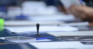 Proiect de lege pentru introducerea votului electronic