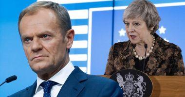 """""""Votul negativ al parlamentarilor britanici a crescut riscurile unui Brexit fără acord"""""""