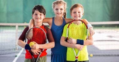 Voucher în valoare de 300 de lei, pentru copiii care se legitimează la cluburi sportive