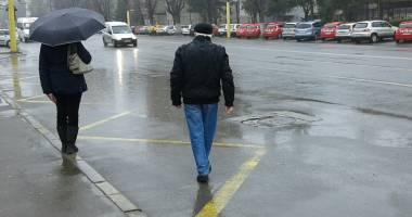 Ne aşteaptă ploi şi frig / Cum va fi vremea la Constanţa în următoarele două săptămâni