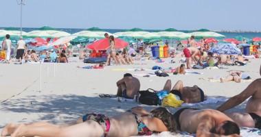 Vreme însorită, săptămâna aceasta, pe litoral