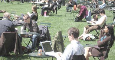 Vreți internet wireless gratuit în locurile publice? Iată ce trebuie să facă primarii constănțeni