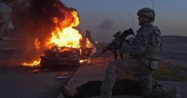Statul Islamic revendică un atac asupra forțelor americane la vest de Mosul