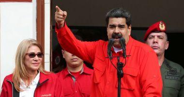 Washingtonul va sancţiona organizaţiile străine care îl ajută pe Nicolas Maduro
