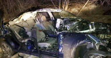 Week-end negru pe şoselele din Constanţa! Doi morţi  în accidente devastatoare