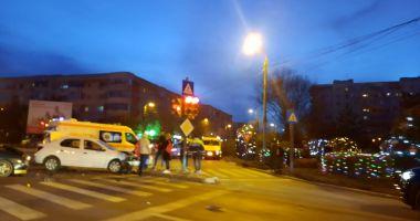 Accident grav în zona Far. Trei persoane au fost rănite
