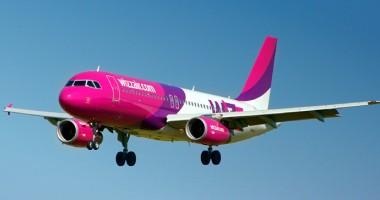 Wizz Air a modificat orarul zborurilor