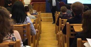 Workshop dedicat sistemului de învăţământ, organizat de Crucial Systems & Services, la Constanţa