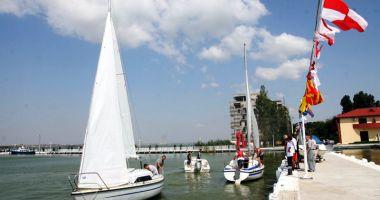 Canoe şi yachting. Pregătiri pentru Regata Universităţilor din Constanţa