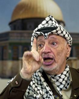 Yasser Arafat, otrăvit cu poloniu?