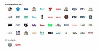 Google lansează YouTube TV