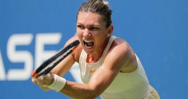 Simona Halep a abandonat în prima rundă a turneului WTA de la Beijing