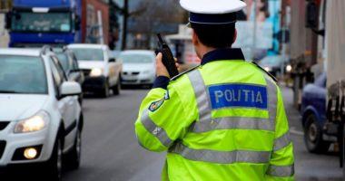 Infracțiuni la regimul rutier, constatate de polițiștii constănțeni